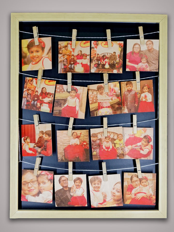 Hanging Display Photo Frame 26 20