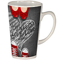 Conical Mug Large Rs. 600
