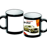 Mug White Patch Rs 500