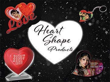 Heart Shape Products