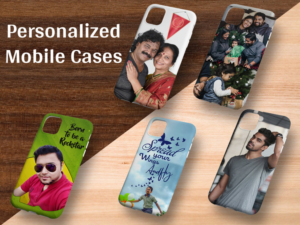 Customized Mobile Covers