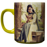 Mug Yellow Handel Rs 300