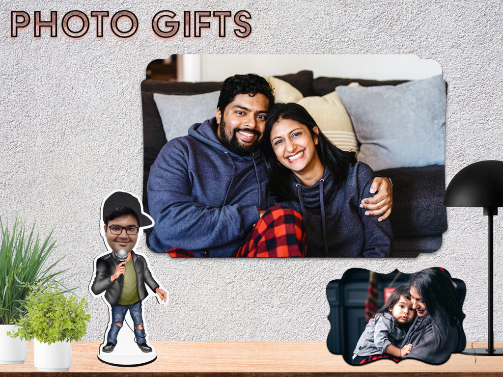 Photo Product Gifts