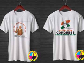Political Slogan T-Shirts