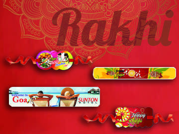 Bands And Rakhi