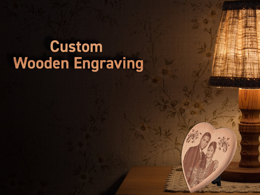 Wooden Engraving Gifts