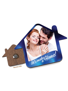 Personalised Photo Fridge Magnet (HBFM-1)