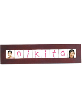 Personalised Name Plate (DIY-1A)