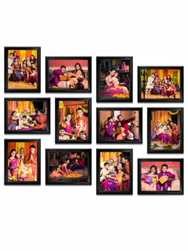 Personalised Collage Photo Frame (FS-3-12)