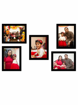 Personalised Collage Photo Frame (FS-3-5)