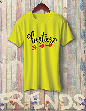 Besties - Yellow