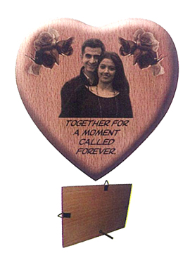 Personalised Laser Engraved Wooden   Plaque (1089SM)