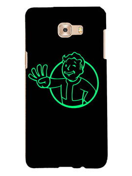 Stop Four Fingers Mobile Cover