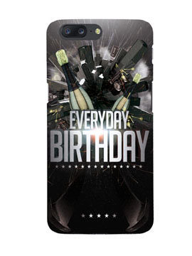 Wine for Everyday Birthday Mobile Cover