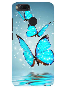 Glow In The Dark Butterfly Mobile Cover