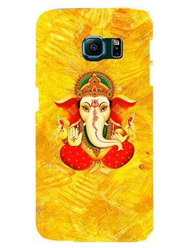 Lord Ganesha - Being Blessed