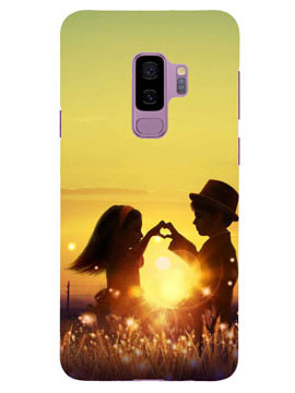 Cute Love Mobile Cover