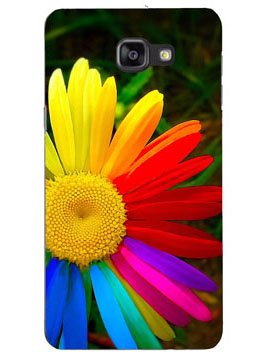 Beautiful Multicolour Sunflower Mobile Cover