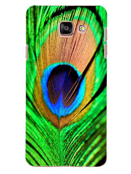 Beautiful Peacock Feathers Mobile Cover